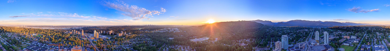 Highpoint at Sunset