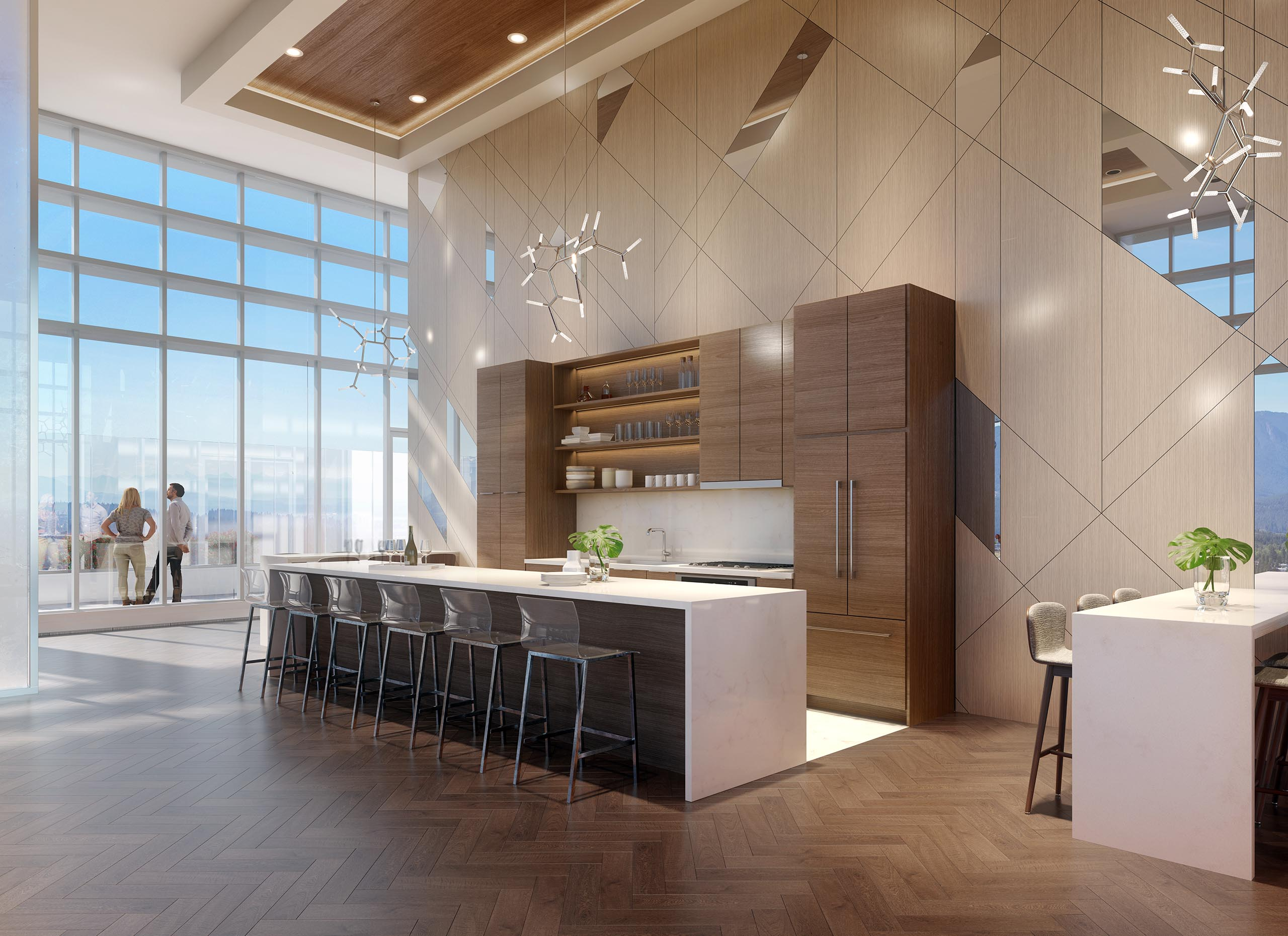 Skylounge Kitchen